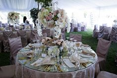 Table decor -  Keith Cephus Photography