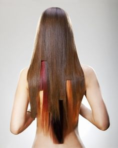 Long Layered Hairstyles For Women : Long hair styles: long red hairstyle by Farouk