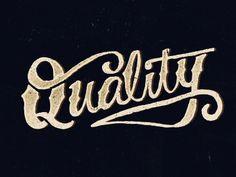 Quality Rough Script  by Jeremy Teff