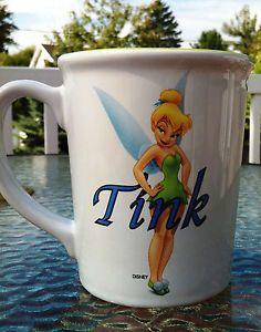 Disney Tinker Bell mug|––––––––––––––––––––––––––––– ––––––––––––––––––––––––––––––––––––––––––––––––––––Visit: scrapaliciousdelight.com.au––––––