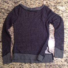 Small North Face pullover with thumbholes Small North Face pullover with thumbholes and side zipper.  No issues and NO TRADES. North Face Sweaters