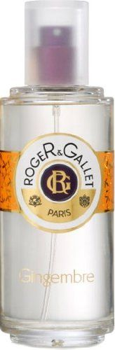 Gingembre (Ginger) by Roger & Gallet 1.0 oz Fresh Fragrant Water Spray. For her, for him. Characteristics: With Ginger Fragrant Water, succumb to the exuberance of Indian gardens. Allow yourself to be aroused by the magic of maharajahs' palaces, the sensual swish of silk saris and savour a sparkling bouquet of flowers of ginger and precious wood mingled with the sensual perfumes of spices. Stimulating : Want an appeasing, or energising, or invigorating, or relaxing scent? Discover the…