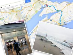 Damien est en déplacement au Canada pour découvrir de nouveaux établissements pour vous !