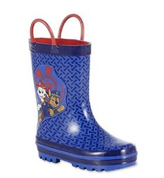 Aren't these the Cutest Paw Patrol Rain Boots Available in Size S (5/6) Medium (7/8) Large (9/10)