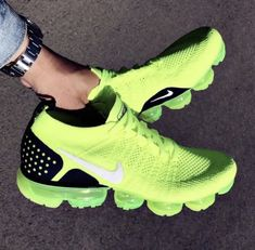 8dc28a9156be Nike Air VaporMax 2 Volt Release Date 942842-700 Nike Swoosh Logo