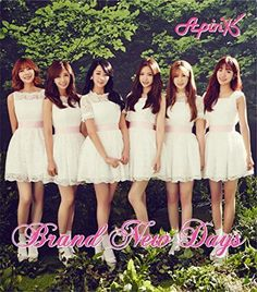 Apink - Brand New Days: Limited