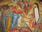 De ce S-a rugat Mantuitorul la invierea lui Lazar?