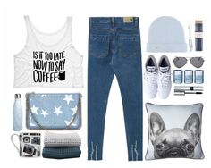 """""""*1527"""" by cutekawaiiandgoodlooking ❤ liked on Polyvore featuring Chesapeake Bay Candle, By Terry, S'well, Loro Piana, STELLA McCARTNEY, i am a, ferm LIVING, Ella Doran, vintage and casualoutfit"""