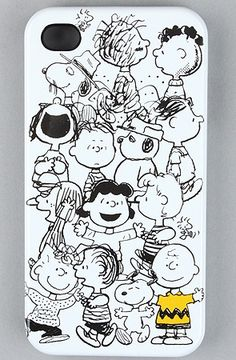 Peanuts iPhone Case. PEANUTS IPHONE CASE!