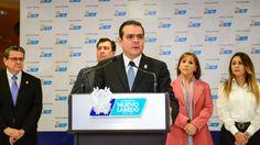 Anuncia alcalde Enrique Rivas pronto inicio de la preparatoria técnica Municipal