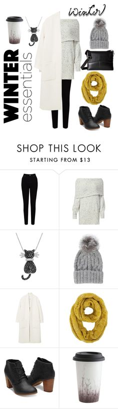 """Untitled #11"" by alfaneeda ❤ liked on Polyvore featuring EAST, Joie, Amanda Rose Collection, Eugenia Kim, MANGO and Scully"