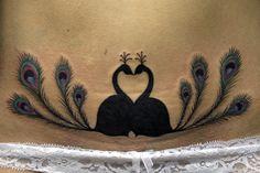 Peacocks in love :]