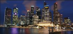 Singapore Since achieving its independence in 1965 as a sovereign Republic, Singapore has always concentrated on being a great neighbour, through establishing social, peaceful, economic, cordial political relations with all countries.It also participates in various global, unilateral and multilateral organizations to promote international cooperation.Singapore is among the most peaceful countries in the world as well as one of the world's wealthiest countries.