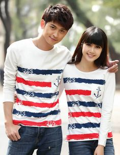 00c6994c99 21 best Couple Wear images in 2014 | Couple jacket, Couple shirts, T ...