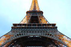 Eiffel Tower Paris [OC] [51843456] - see http://www.classybro.com/ for more!