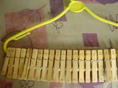 Raising Little Shoots: Learning the alphabet with clothes pegs