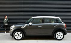 Love me a Mini Cooper to fit into all the small parking spaces in Nashville..