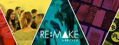 It's Back Y'all—Announcing Re:Make 2014 via Brit + Co.