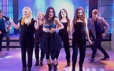 """Practicing for the 2014 Nurses Ball! They sing to Icona Pop's """"I Love It""""."""