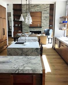U201cKitchen Game Strong In Park City, UT Featuring :::Richard Marshall Fine  Flooring::: In French Cut White Oak Plank Giving A Very Natural And Organic  Tone.