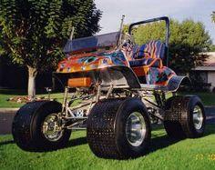 Mini Monster Truck Golf Cart Lifted Golf Carts, Golf Cart Bodies, Trendy Golf, Custom Golf Carts, Mini Monster, Golf Humor, Funny Golf, Go Kart, Golf Tips