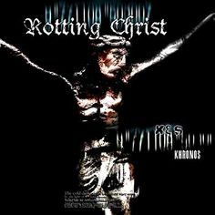 """Greek Black Metal lords ROTTING CHRIST released their full length album """"Khronos"""" 18 years ago today. Which is your favorite Rotting Christ album? Gothic Metal, Gothic Rock, Rotting Christ, Blind Art, Doom 1, Dimmu Borgir, Cradle Of Filth, Extreme Metal, Metal Albums"""