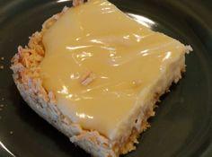 Yum... I'd Pinch That! | Creamy Lemon Oatmeal Bars #Recipe