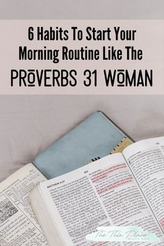 Proverbs 31 Woman Discover 6 Ways to Live Like the Proverbs 31 in Your Christian Morning Routine I am a big believer in starting your morning with intentionality. So here are 6 ways to start your morning with Proverbs 31 intentionality. Christian Devotions, Christian Life, Christian Quotes, Christian Women Blogs, Christian Living, Faith Quotes, Bible Quotes, Bible Art, Mom Quotes