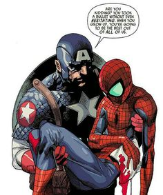 Keep forgetting how young Spider-Man is.