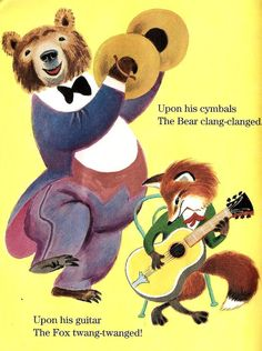 Oil Pastel Art, Vintage Children's Books, Vintage Art, Vintage Drawing, Sketch Painting, Little Golden Books, Children's Literature, Safari Animals, Children's Book Illustration