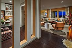 Residence 3 - Entry