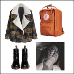 A fashion look from February 2015 featuring plaid coat, dr martens shoes and fjallraven backpack. Browse and shop related looks. Shoe Bag, Polyvore, Stuff To Buy, Shopping, Collection, Shoes, Design, Women, Fashion