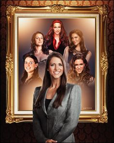 Wrestling Stars, Wrestling Divas, Women's Wrestling, Stephanie Mcmahon Hot, Paul Michael, Hottest Wwe Divas, Wwe Funny, Wwe Pictures, Vince Mcmahon