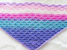 Crochet projects one skein shawl patterns 67 Super Ideas Prayer Shawl Crochet Pattern, Crochet Prayer Shawls, Crochet Shawl Free, Crochet Baby Bonnet, All Free Crochet, Crochet Blankets, Crochet Scarves, Crochet Hats, Bag Pattern Free