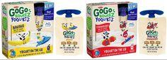 Target: GoGo SqueeZ YogurtZ 4-Packs – Only $.97 ~Mama Bees Freebies