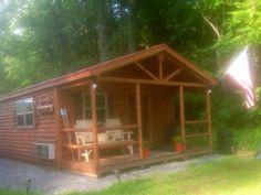 Cheat River, Mountain Cabin, Kayak -Canoe fishing GetawaysVacation Rental in Canaan Valley from @HomeAway! #vacation #rental #travel #homeaway