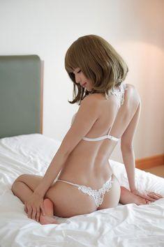inservicing:  MINATO RIKU #湊莉久 #内衣
