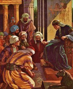attribute? Joseph Forgiving His Brothers