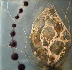 Encaustic by Alicia Tormey