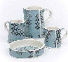 Olwen Thomas ceramics...
