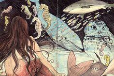 Evidências sobre a existência de sereias são divulgadas em vídeo | #AlémDaCiência, #LeonardoVintiñi, #Mistério, #Sereias, #Tritôes