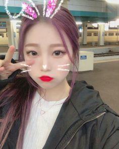 Korean Beauty, Asian Beauty, Ulzzang Girl Selca, Blond, Girl Korea, Uzzlang Girl, Cute Korean Girl, Kawaii, Beautiful Asian Girls