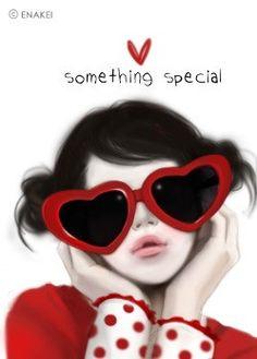 Faint.  muchacha, Enakei, corbata rosa, FEN, chica, chica, Corea del ilustrador, wallpaper teléfono celular, Chanmao oo, ilustrador coreano clásicos ENAKEI