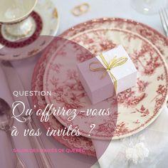 Mariage : fabriquerez-vous vous-mêmes des petits souvenirs pour vos invités ?