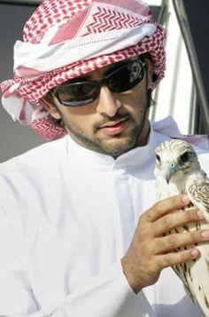 ! I love eclairs !: Sheikh Hamdan's Pets