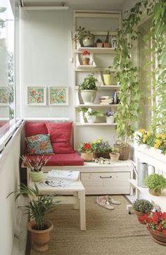 Prelepi mali balkoni i terase « Najbolja Mama Na Svetu