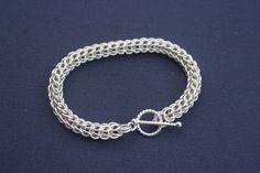 Sterling zilveren volledige Perzische weven door LurenebyLucy