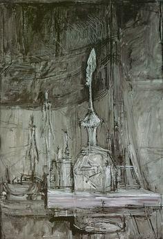 Alberto Giacometti - The Studio