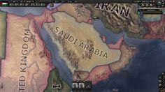 Hearts of Iron IV - Fascist Iraq - Part 3