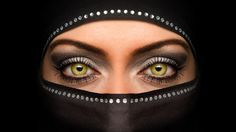 The Eyes - A female model wearing a Burqa.  Selling prints of this image.  https://www.etsy.com/de/listing/385473764/the-eyes?ref=shop_home_active_1
